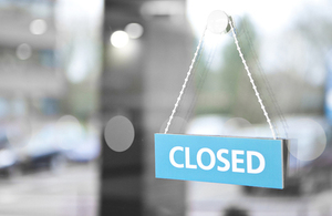 All offices closed on Monday 30 May. Online services open as usual.