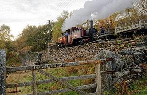 Heritage railway.