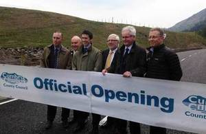 A591 opening
