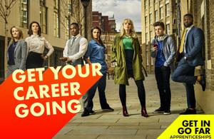 Get In Go Far campaign image