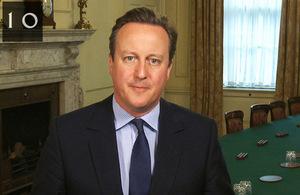 Ramadan 2016: David Cameron's message