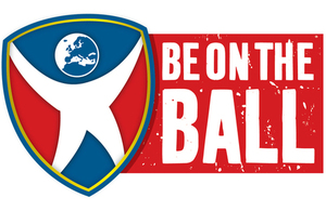 Be On The Ball campaign logo