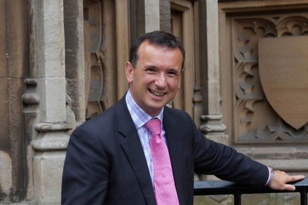 Secretary of State Alun Cairns