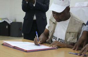 Congo Demokrasia est un programme d'éducation civique financé conjointement  par l'USAID et DFID