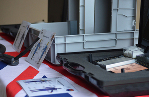 UK presents aviation security equipment to Uganda
