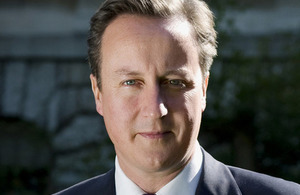 Picture of David Cameron