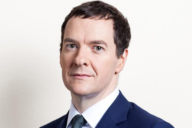 Chancellor, George Osborne