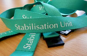 Stabilisation Unit image