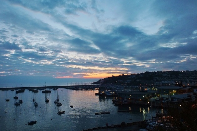 Brixham sunrise
