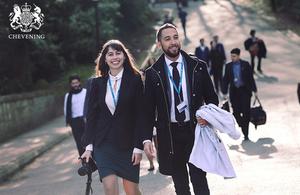 New Chevening Alumni Board in Argentina