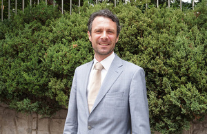 Her Majesty´s Ambassador to Croatia