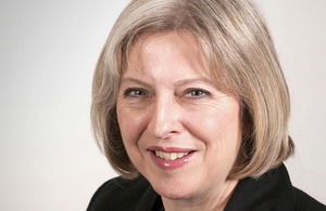 Picture of Theresa May, the new Prime Minister