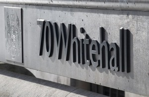 "Picture of a sign that says: ""Whithall 70"""