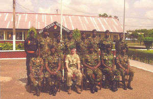 Ghana's Armed Forces