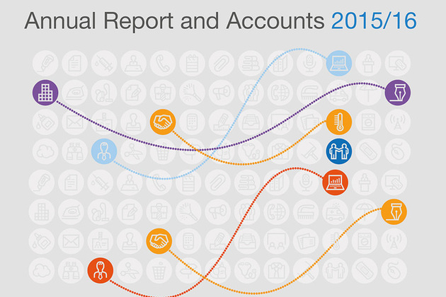 Annual Report and Accounts cover