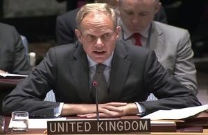 Ambassador Matthew Rycroft