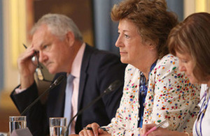 Read the 'Government consults with civil society groups on UN peacekeeping' article