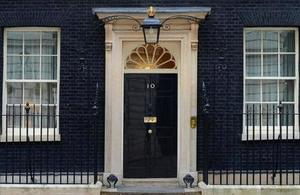 Image of No 10 Downing Street