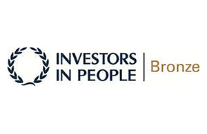Investors in People | Bronze logo