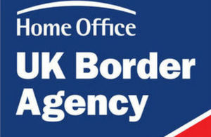 The UK Border Agency