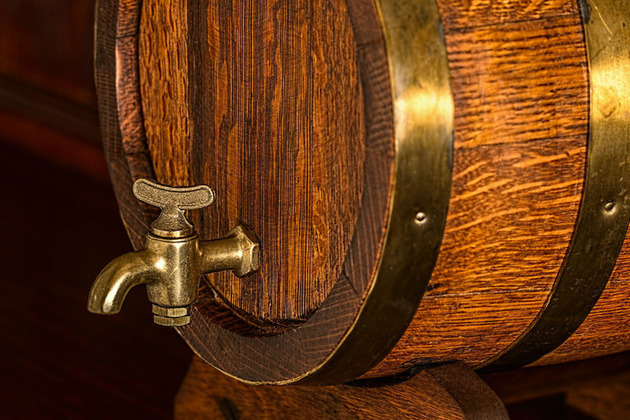 Beer barrel (CC0 1.0)