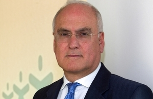 HMCI Sir Michael Wilshaw