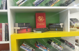 The British Council inaugurates its library in Karachi