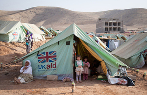 Read the 'UK to provide new help to Iraqis persecuted by Daesh' article