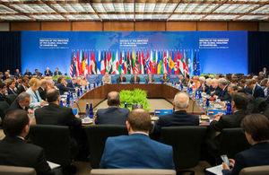 Daesh meeting