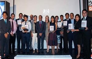 Reino Unido y CONCYTEC financian proyectos de investigación entre universidades peruanas y británicas