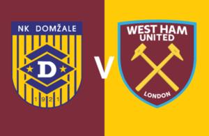 NK Domžale v West Ham United FC football match travel advice