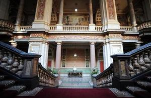 FCO Grand Staircase