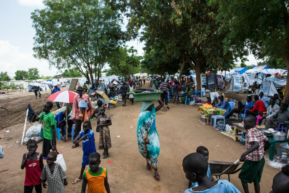 Africa peacebuilding