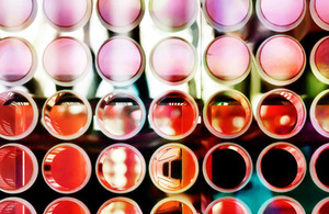 Image from GSE blog containing lens-like round shapes (credit: Thomas Hawk/CC BY-NC 2.0)