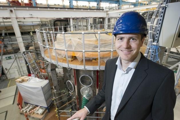 New CEO, Prof Ian Chapman