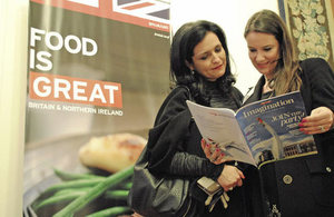 Quality Food Awards launched in Chile.