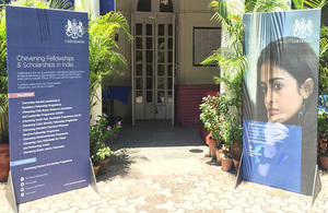 'Chevening application window opens