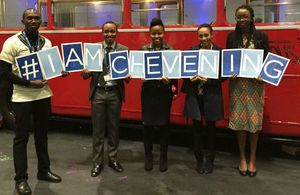 Applications open for the Chevening Scholarship