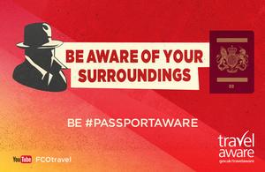 #PassportAware