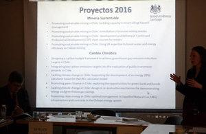 Proyectos Embajada 2016