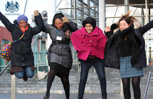 Chevening applications opened 8 August 2016