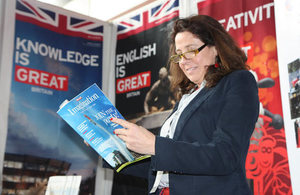 International Conference for Teachers of English as a Foreign Language