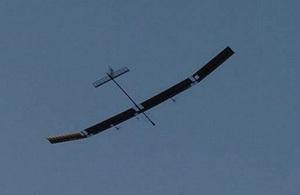 Zephyr-S Unmanned Aerial Vehicle (UAV)