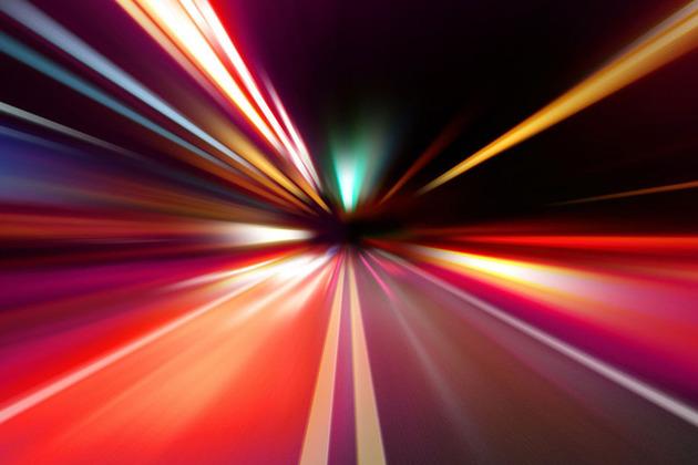 Tunnel image.
