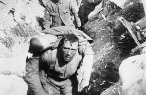 Still from The Battle of the Somme, Part 3, 1916