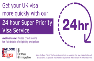Super Priority Visa