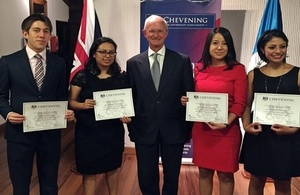 Chevening in Guatemala