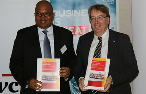 Report launch on UK businesses in Nigeria
