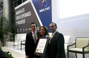 La compañía británica Inmolecule Ltd fue premiada con la patente de la molécula Nbelyax.