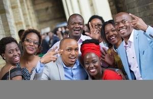 2015/16 Chevening Scholars